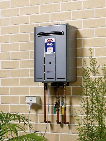 Rinnai Infinity 26 Plus Installed Fast Continuous Gas Hot